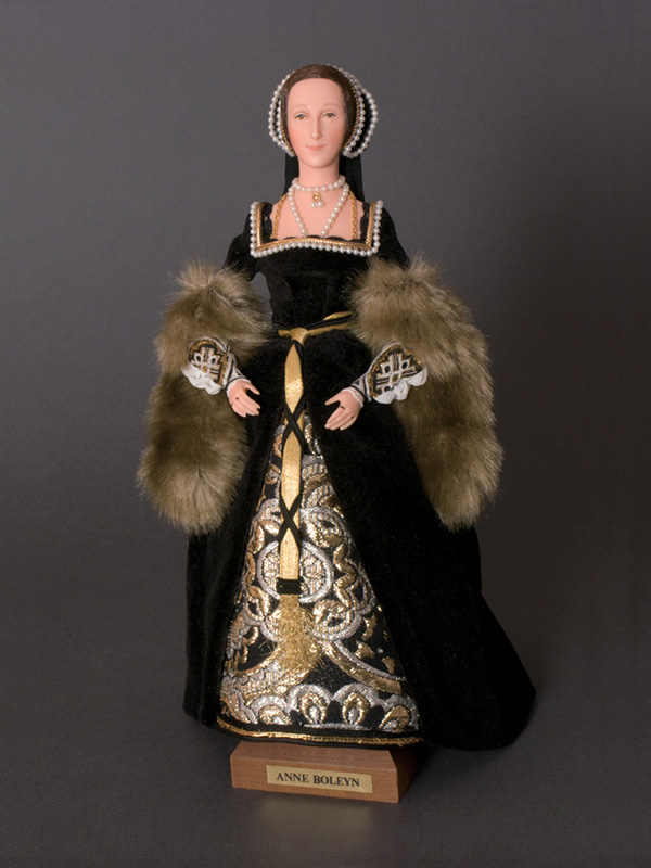 Anne Boleyn 1976 Resin