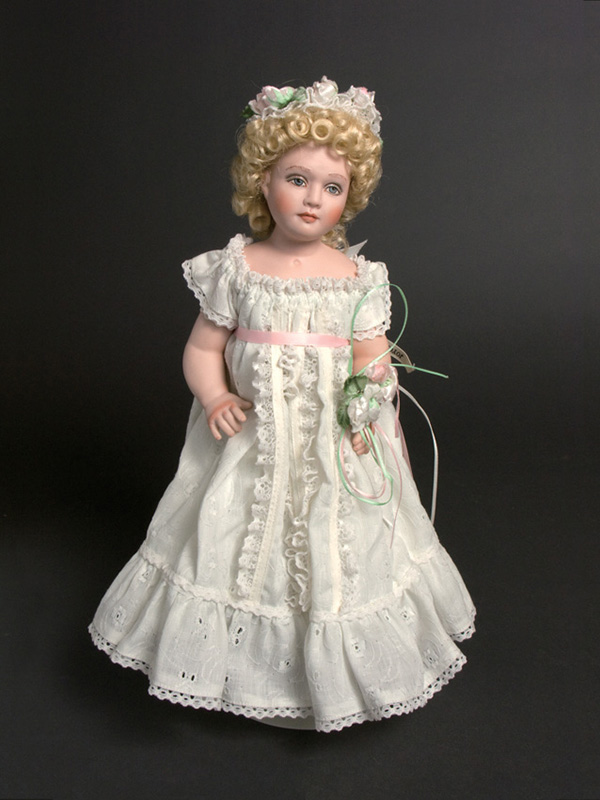 Rosalind 1987 Porcelain with Cloth body