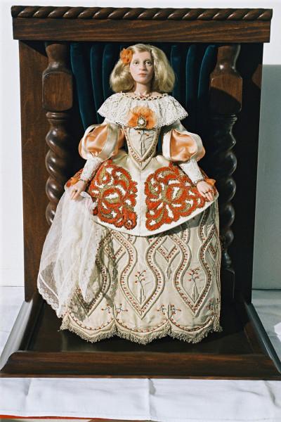Infanta - Elisabeth Flueler-Tomamichel