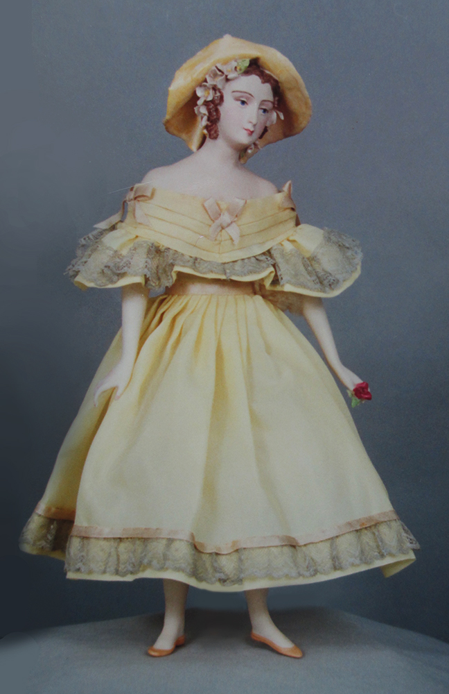 Mademoiselle Serendipity - Diana Lence Crosby