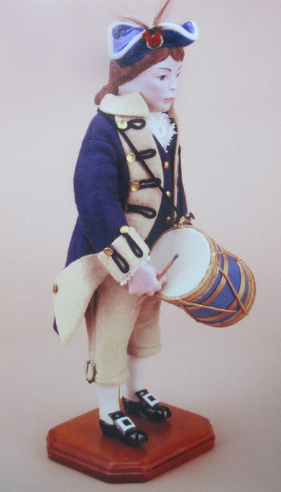 Drummer Boy - Diana Lence Crosby