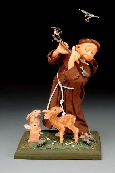 """St. Francis, """"Miracle Music"""" - Annie Wahl"""