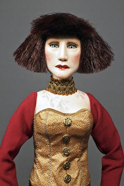 Ava Simone (closeup) - chomickmeder