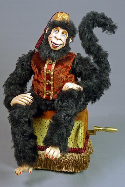 Jayfred Monkey - chomickmeder