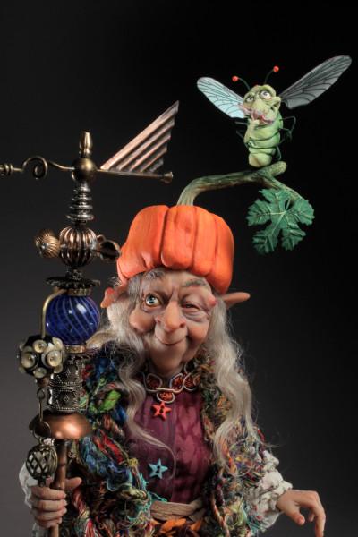 Willa, the Weather Elf - Jodi-Richard Creager