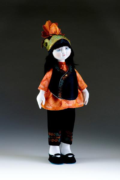 Goldfish Story Hat - Leslie O'Leary
