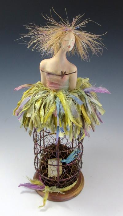 Bluebird, welcome back again - Cindee Moyer