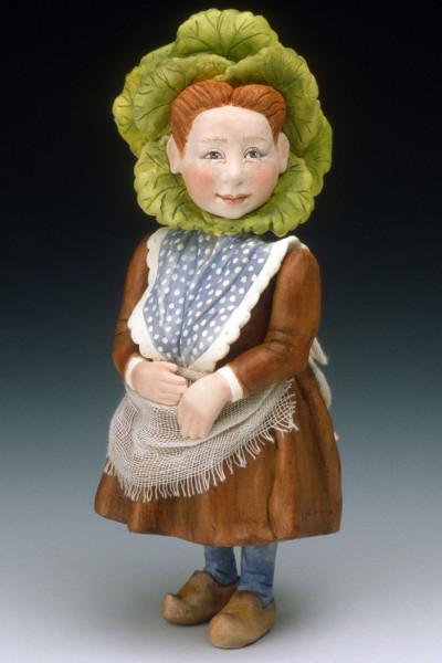 Cabbage Head - Kathryn Walmsley