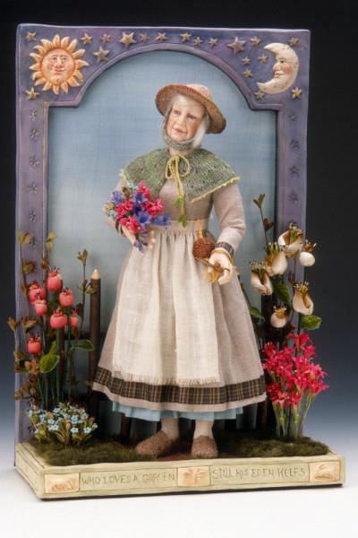 In the Garden - Kathryn Walmsley