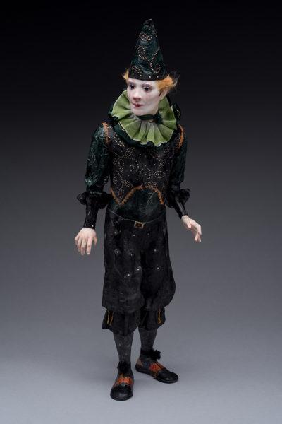 Mask over Mask - Luella Mossom