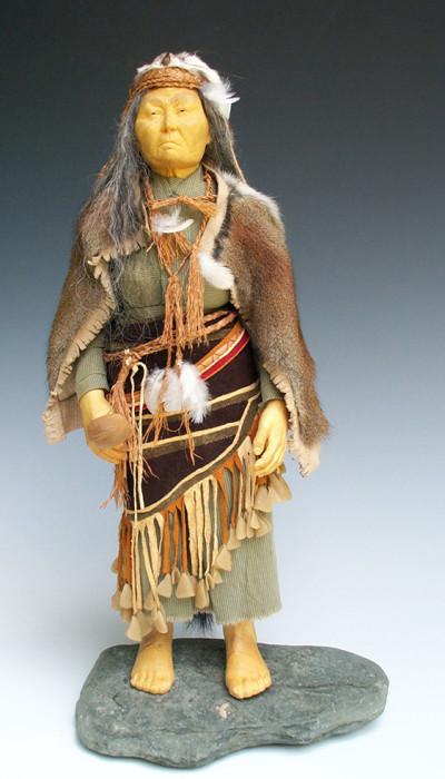 Tsimshian Shaman - Mary Ellen Frank
