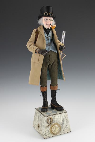 Bernard Always Dressed to the Nines - Neva Waldt
