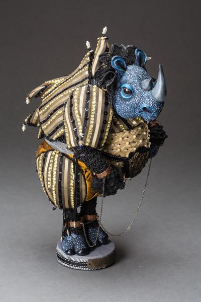 Durer's Rhinocerous - Tanya Marriott