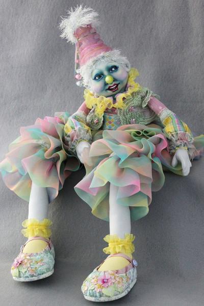 Pastella - Donna May Robinson