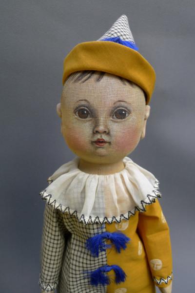 Clown Boy - Susan Fosnot
