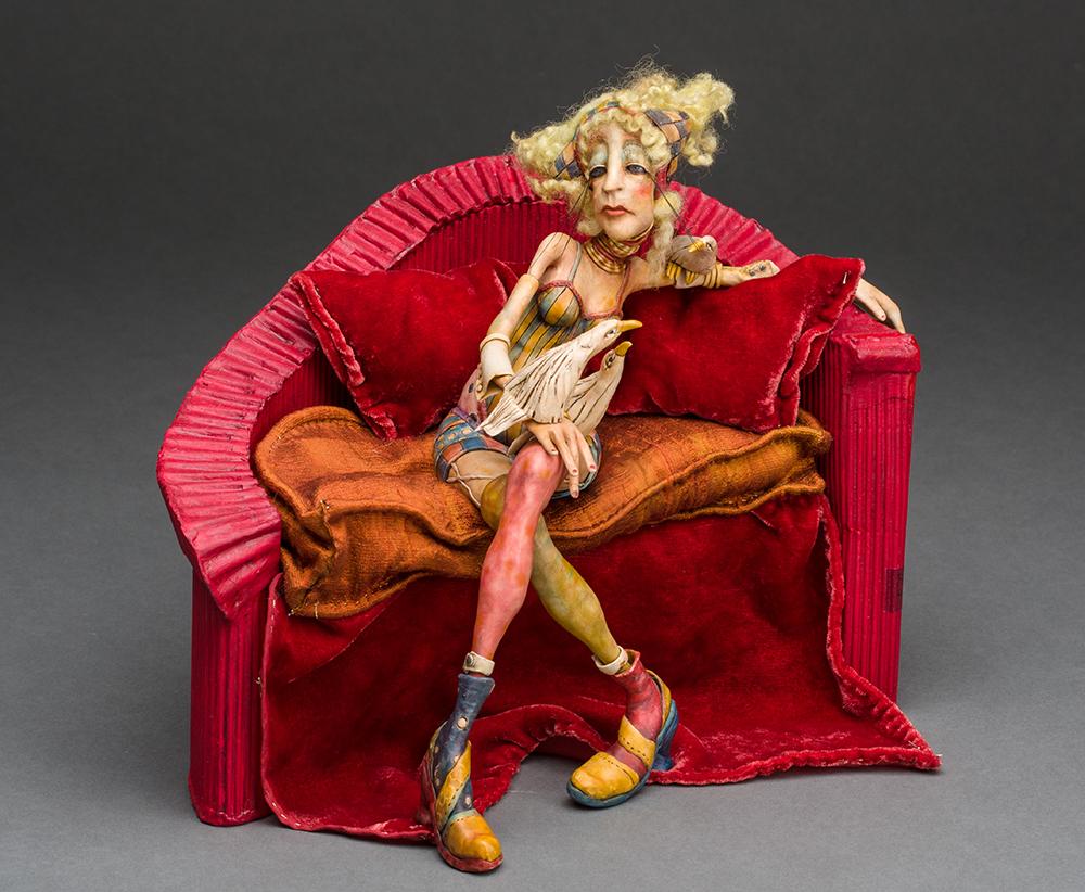 Sitting Pretty - Kate Church