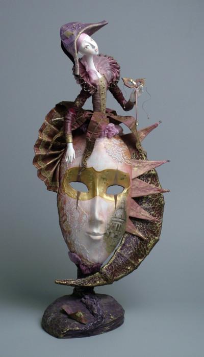 Venetian Dreams Colombine - Svetlana Rudoy