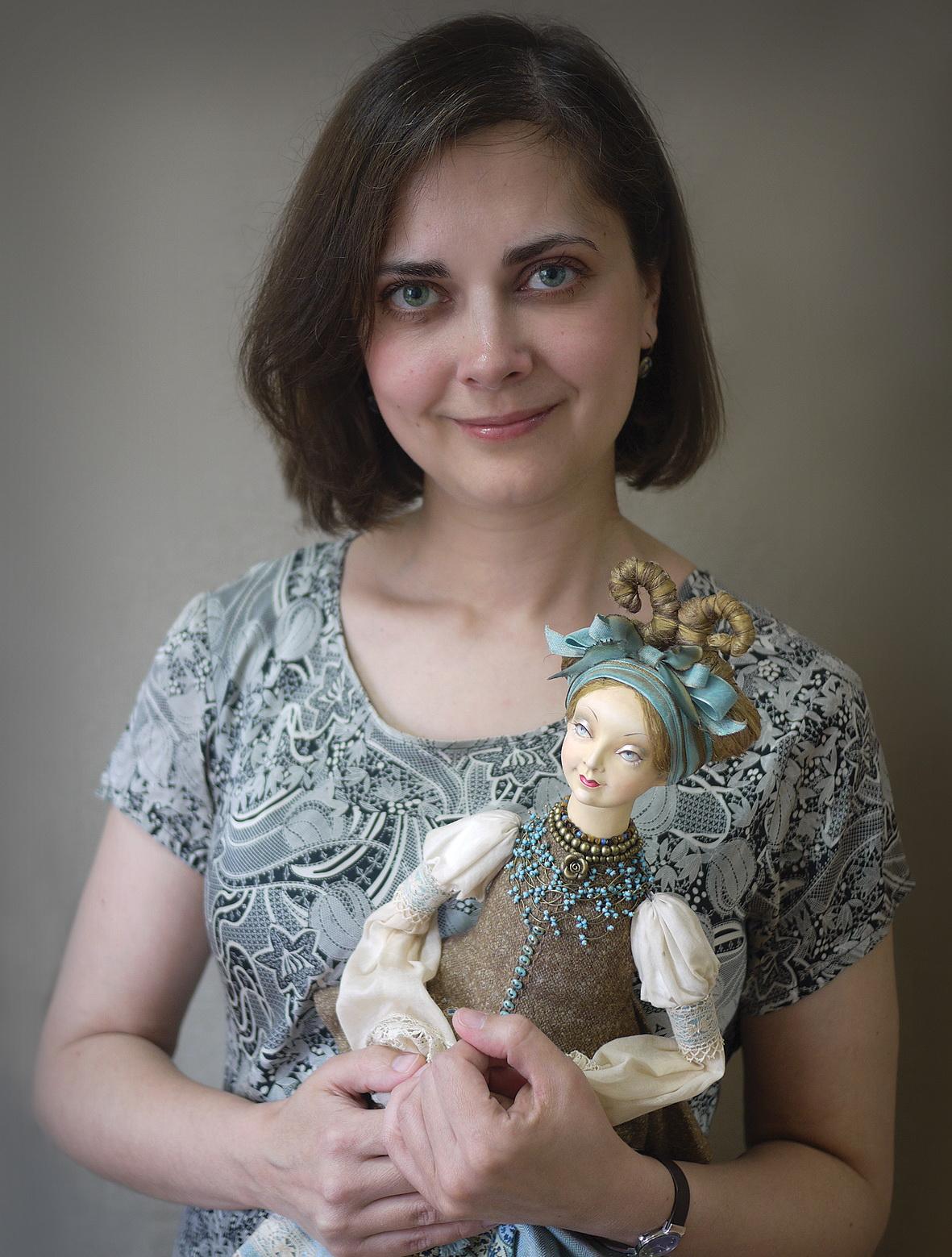 Tamara Pivnyuk<br /> Kiev, Ukraine