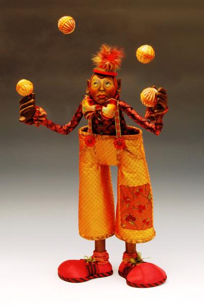 The Juggler - Donna May Robinson