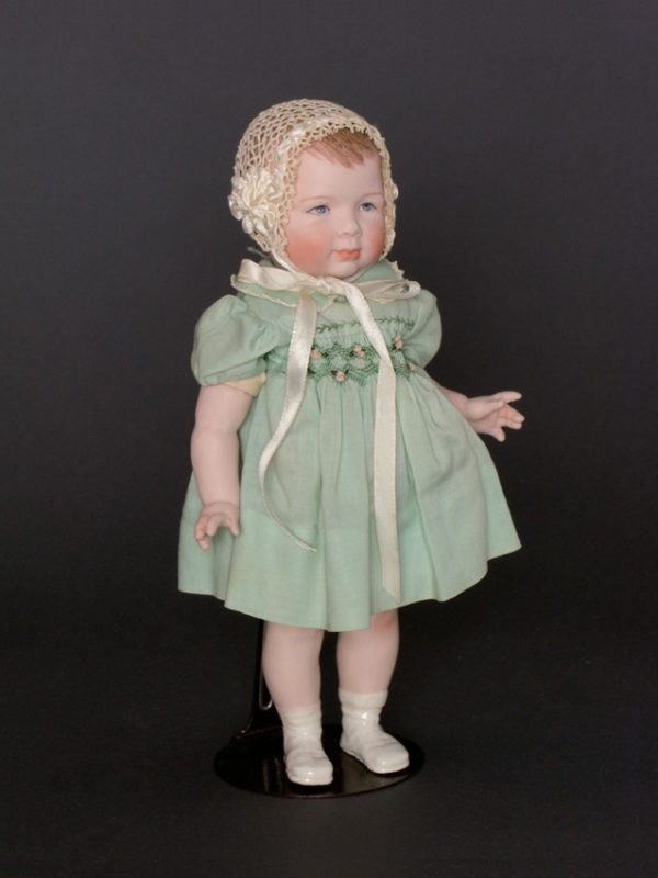 "Princess Caroline 9"" Porcelain, cloth body"