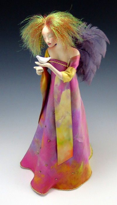 Angel of Peace - Cindee Moyer
