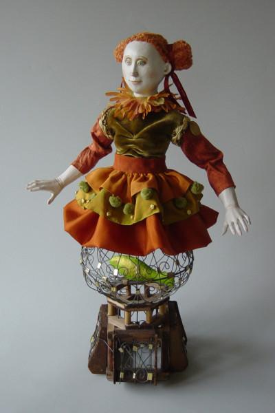 "20"" high, Porcelain, 2005"