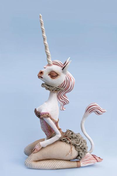 Of Unicorns and Virgins - Tanya Marriott