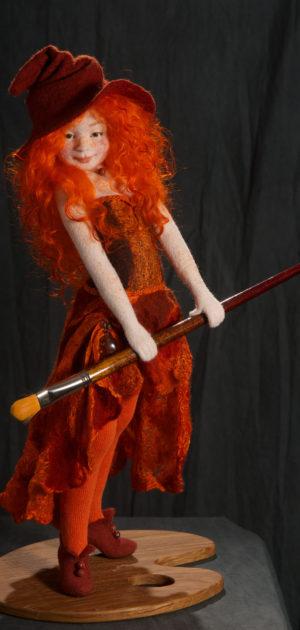 Witch Agnia - Anna Potapova