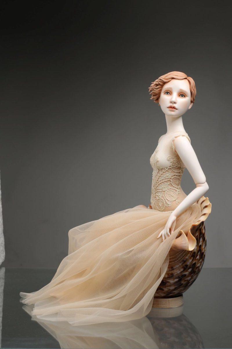 The Woman is Sea-like -Juliet Pelukh
