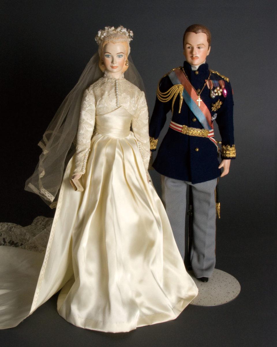Lita Wilson - Princess Grace & Prince Rainier