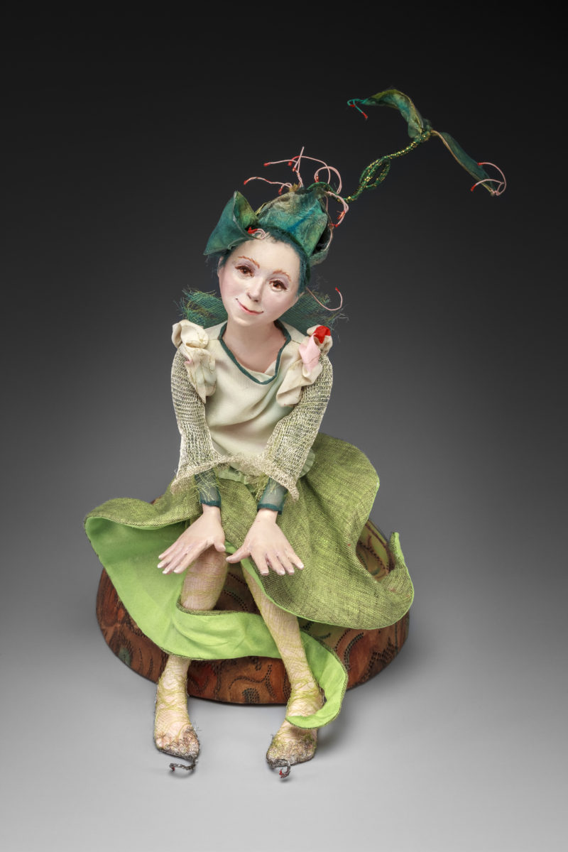 Sprouting - Sandra Oglesby