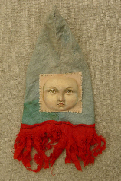 Mask-Susan Fosnot-DOLL MASK