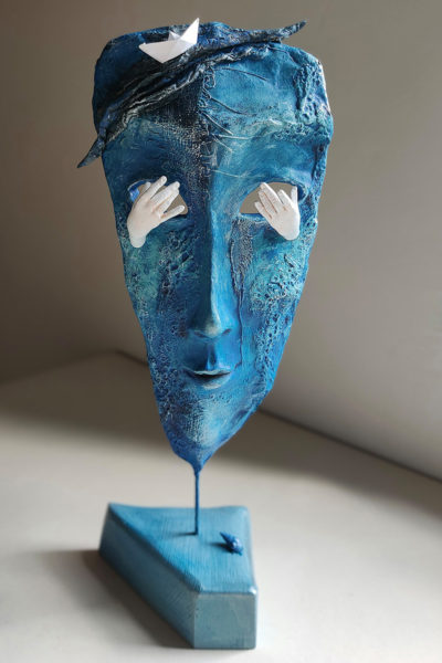 Mask-Svetlana Rudoy-SEA