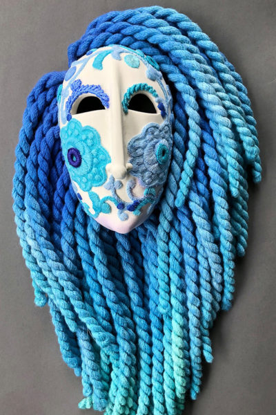 Mask-Lesley Keeble-BLUE